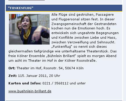 Funkenflug-WDR